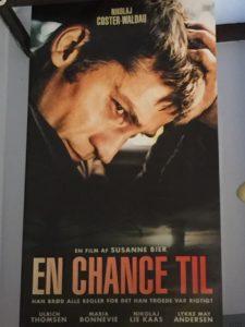 dansk drama en chance til plakat